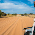 4x4 Route in Botswana